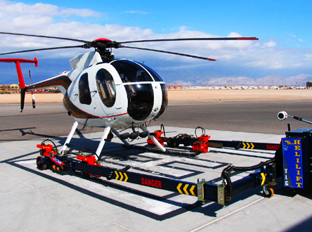 the tlc helilift is the ultimate choice for helicopter ground handling.